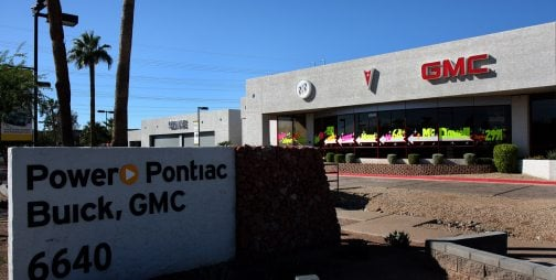 Scottsdale's Motor Mile loses sixth dealership