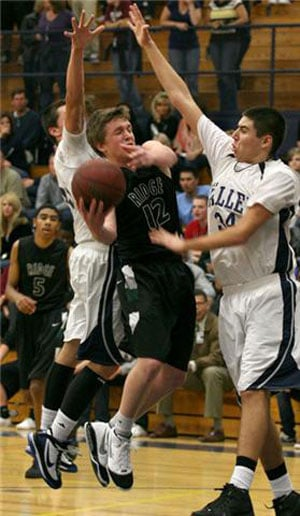 Mountain Ridge weathers furious Deer Valley comeback