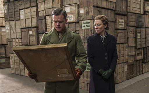 Matt Damon Cate Blanchett
