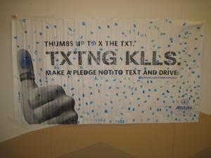 Xing the TXTing