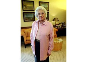 Sandra Day OConnor to make Gilbert visit 