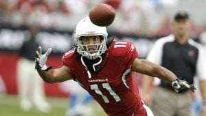 Larry Fitzgerald: I want to be a Cardinal