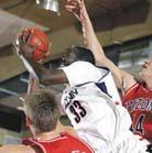 UConn defense clamps down on Arizona