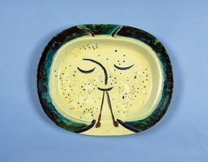 Botanical garden show displays Picasso's ceramic side