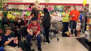 Valley endures long lines for H1N1 vaccine