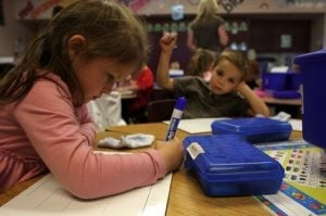 Full-day kindergarten key issue in budget debate