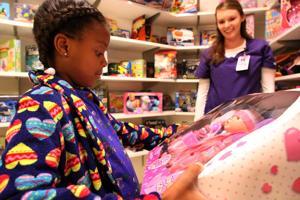 Toy Closet at Cardon Children's Medical Center