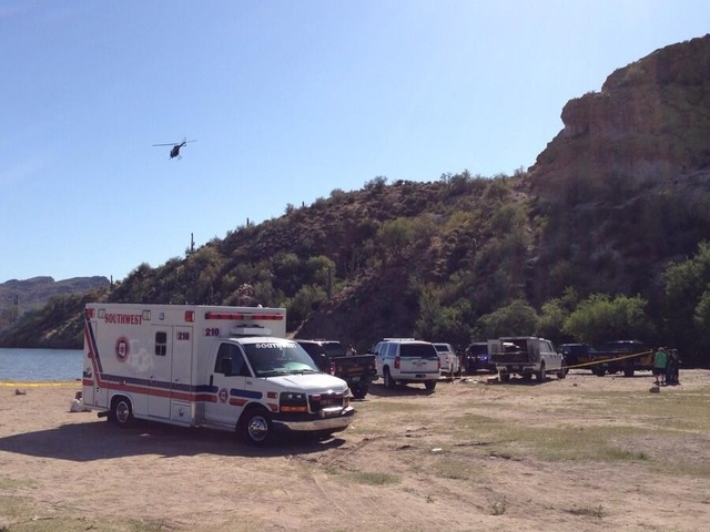 10-year-old body found in Saguaro Lake