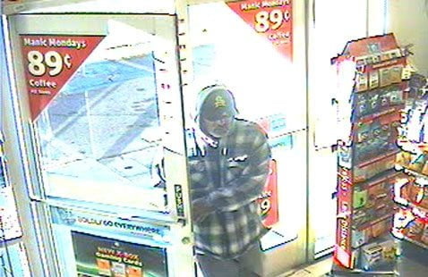 Police seek man who robbed Circle K