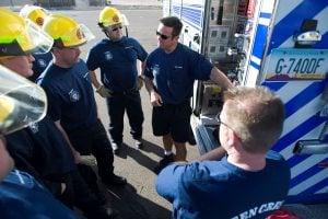 Queen Creek emergency services open