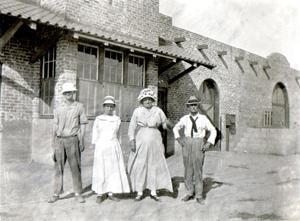 Gilbert train depot