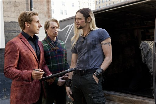 Film Review The Incredible Burt Wonderstone