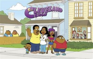 New animated show `Cleveland' goes multiethnic