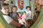 Club keeps stay-at-home mothers connected