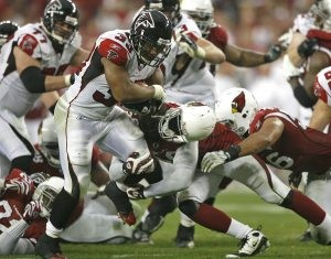 Maligned Arizona defense strong against Falcons