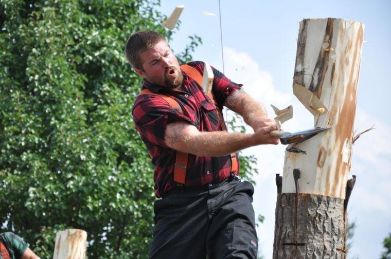 DLW Timberworks Lumberjack Show