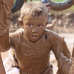 Mighty Mud Mania