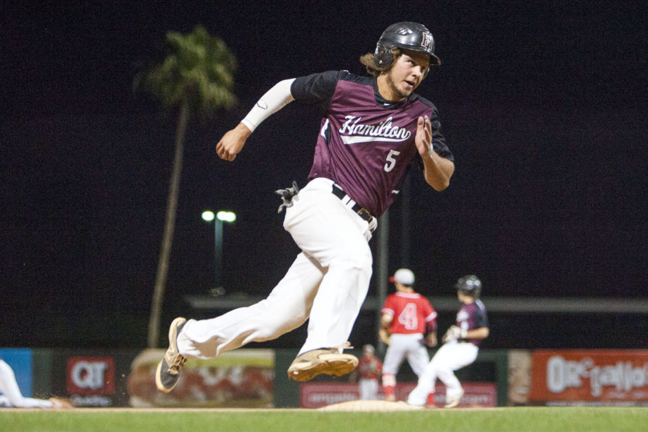 Baseball: Hamilton vs Chaparral