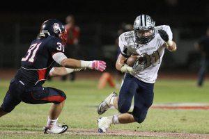 Centennial gums up Ironwood Ridge ground game