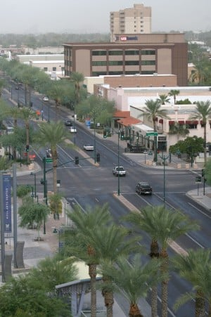 Downtown Mesa, Arizona