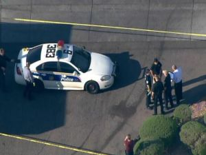 Phoenix police officer shooting