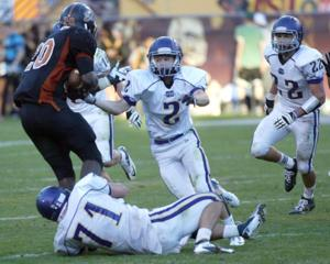2012 Div. III State Championship Game