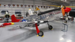 Fly into the past at Air Force Aircraft Museum