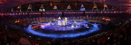 London Olympics Opening Ceremony