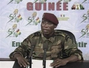 Guinea coup leader solidifies his hold over nation
