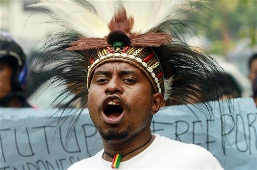Indonesia Freeport Firing