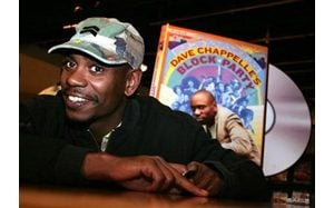 Chappelle says he's glad he left TV show
