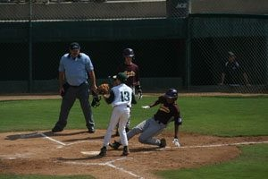 Chandler National stays undefeated with 8 runs in first inning