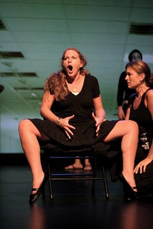 Labor Day play delivers childbirth issues