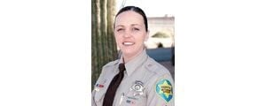 Career profile: Sheriff's officer in dream job recruiting