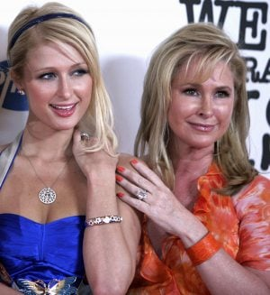 Paris Hilton's mom takes offense at McCain's humor