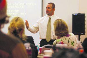 DEA agent: Prescription drug abuse a problem