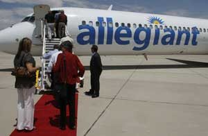 Leaders: Allegiant will boost visitors to the area
