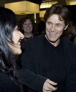 Willem Dafoe returns to native Wisconsin