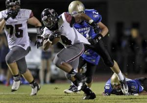 Desert Ridge vs Sandra Day O'Connor Football