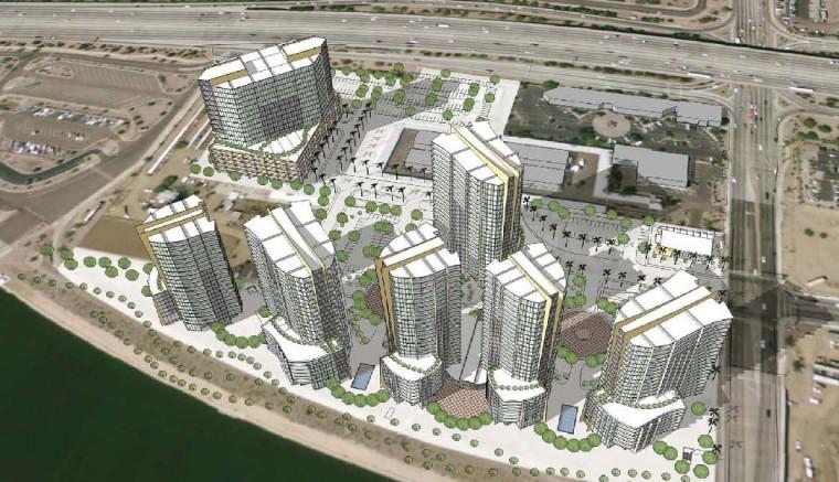 Hayden Harbor rendering