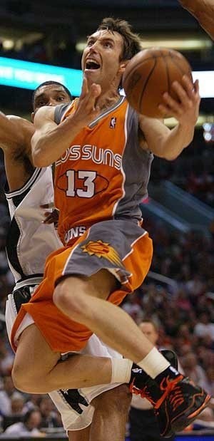 Suns open season in San Antonio