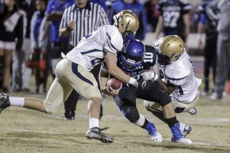 Football: Chandler vs DV