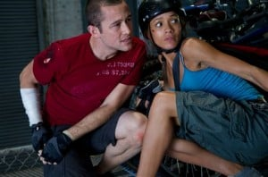 Joseph Gordon Levitt; Dania Ramirez