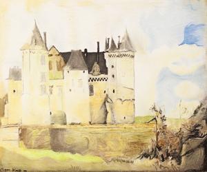 Castle by Meghan Woolf