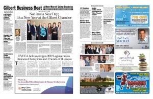 Gilbert Business Beat -- July 2012