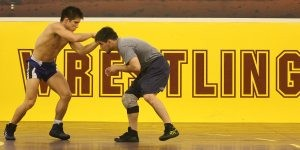Valley wrestler pins down Olympic dream