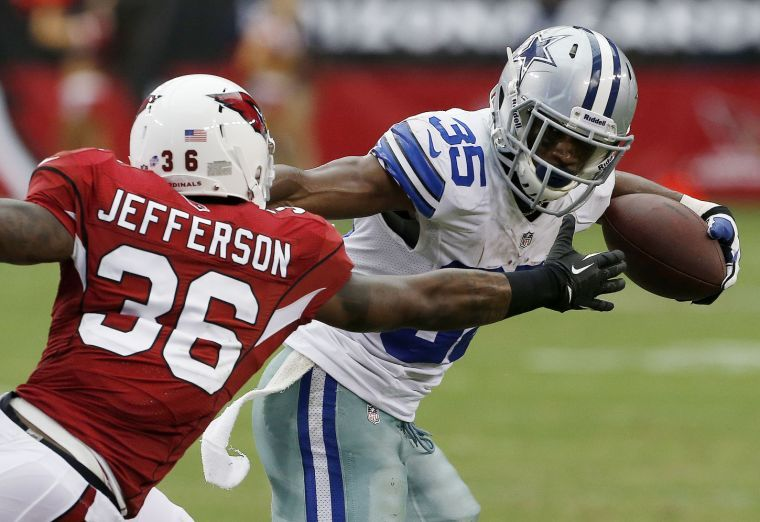 Joseph Randle, Tony Jefferson