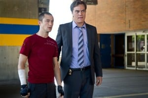 Joseph Gordon Levitt; Michael Shannon