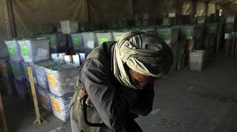 Vote fraud allegations mount in Afghanistan