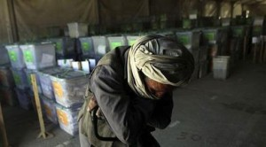 Vote fraud allegations mount in Afghanistan 